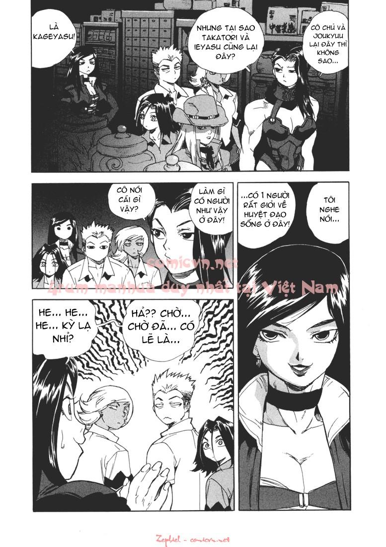 Aiki chap 14 - Trang 5