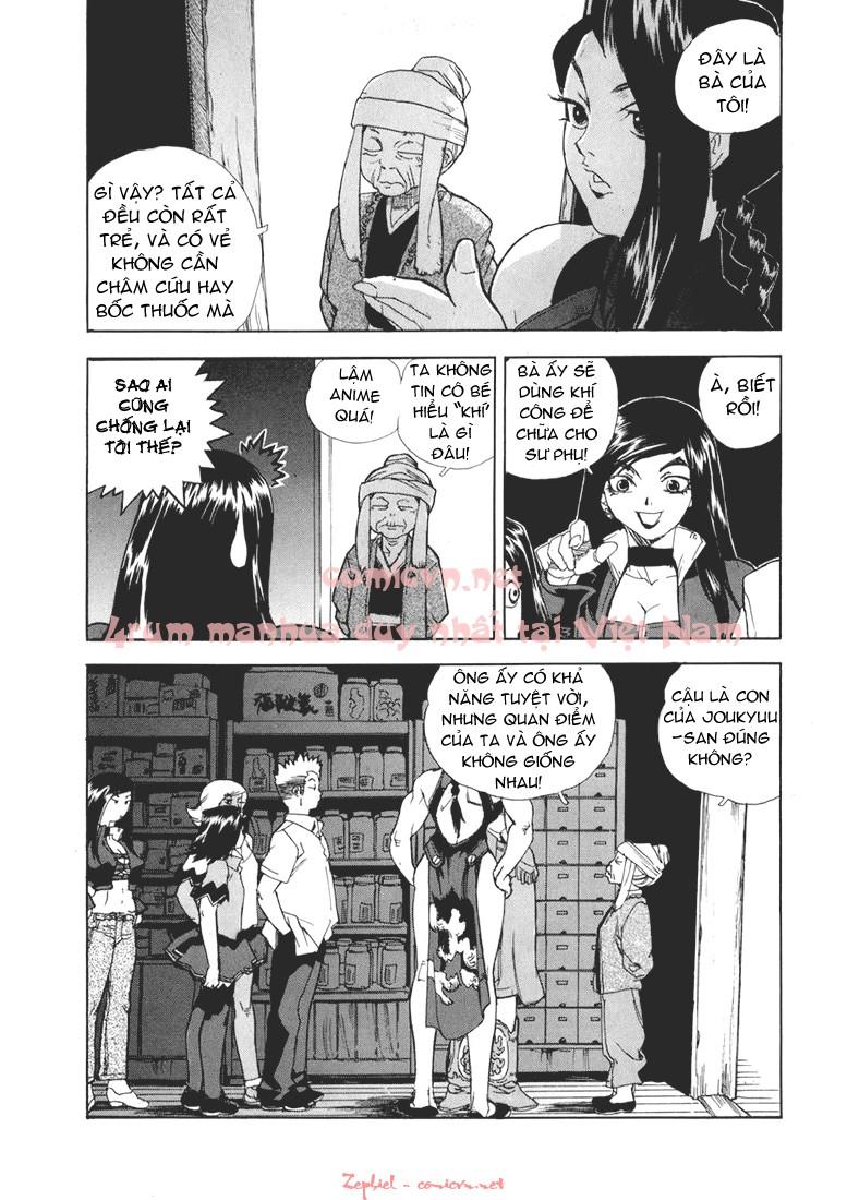 Aiki chap 14 - Trang 8