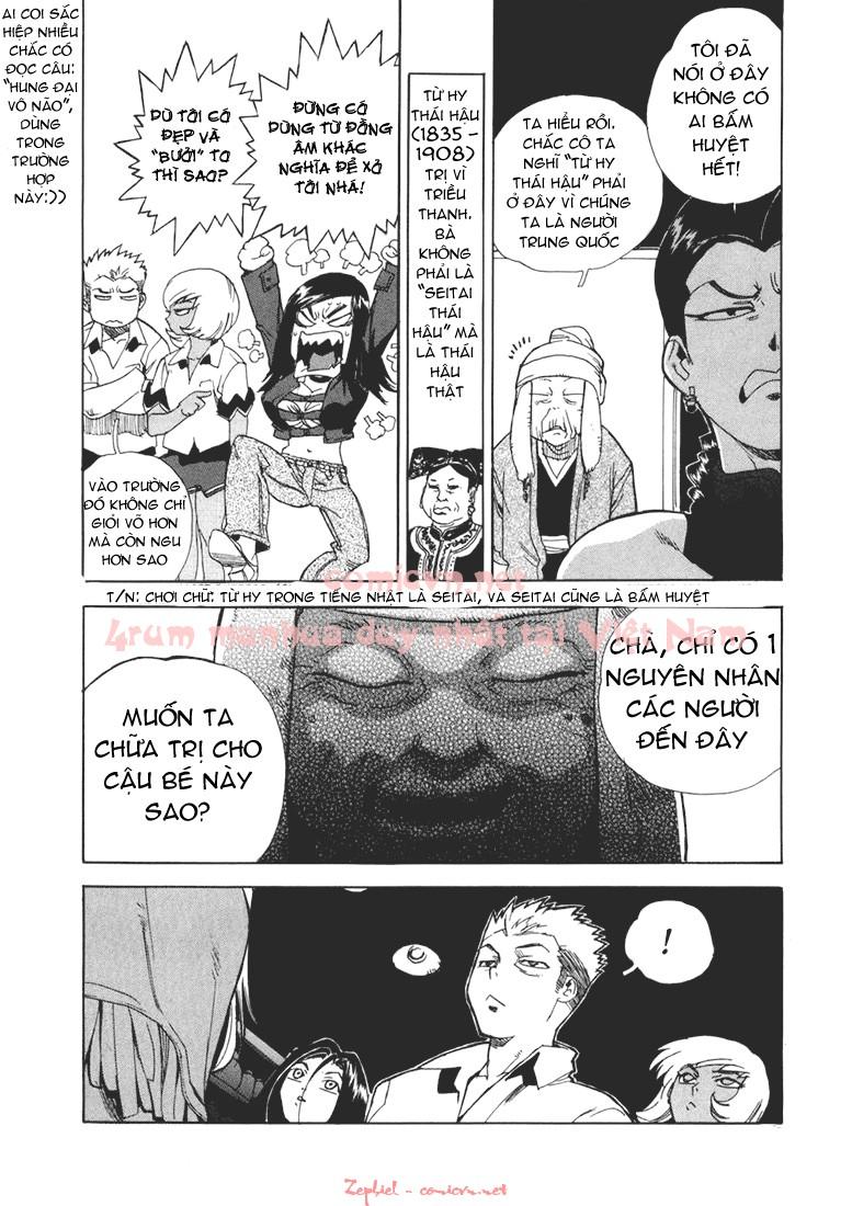 Aiki chap 14 - Trang 10