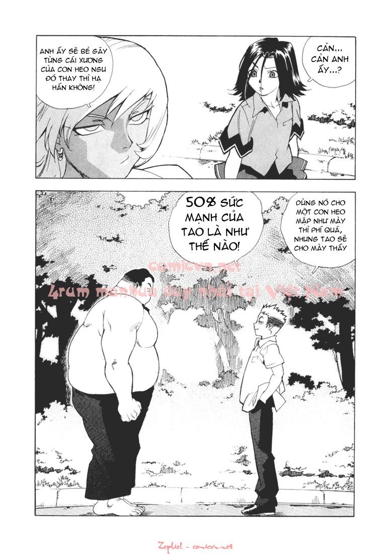 Aiki chap 12 - Trang 12