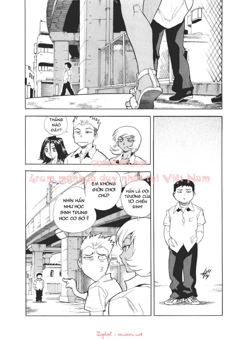 Aiki chap 14 - Trang 26