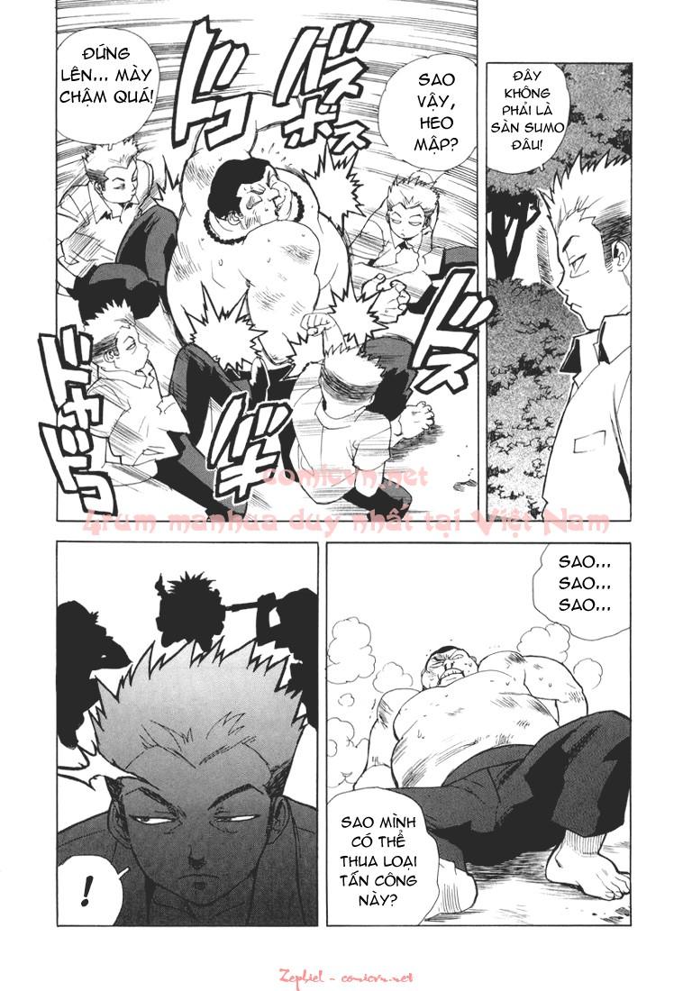 Aiki chap 12 - Trang 22