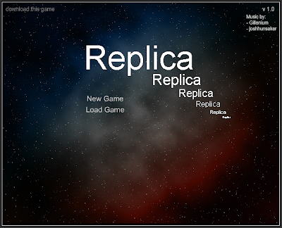 Replica image