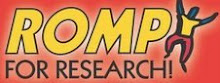 We Romp For Research!