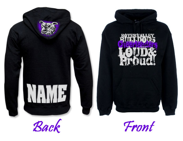 7 best images about cheer on pinterest print cheer and camps - Hoodie Design Ideas
