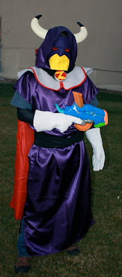 best homemade Zurg costume