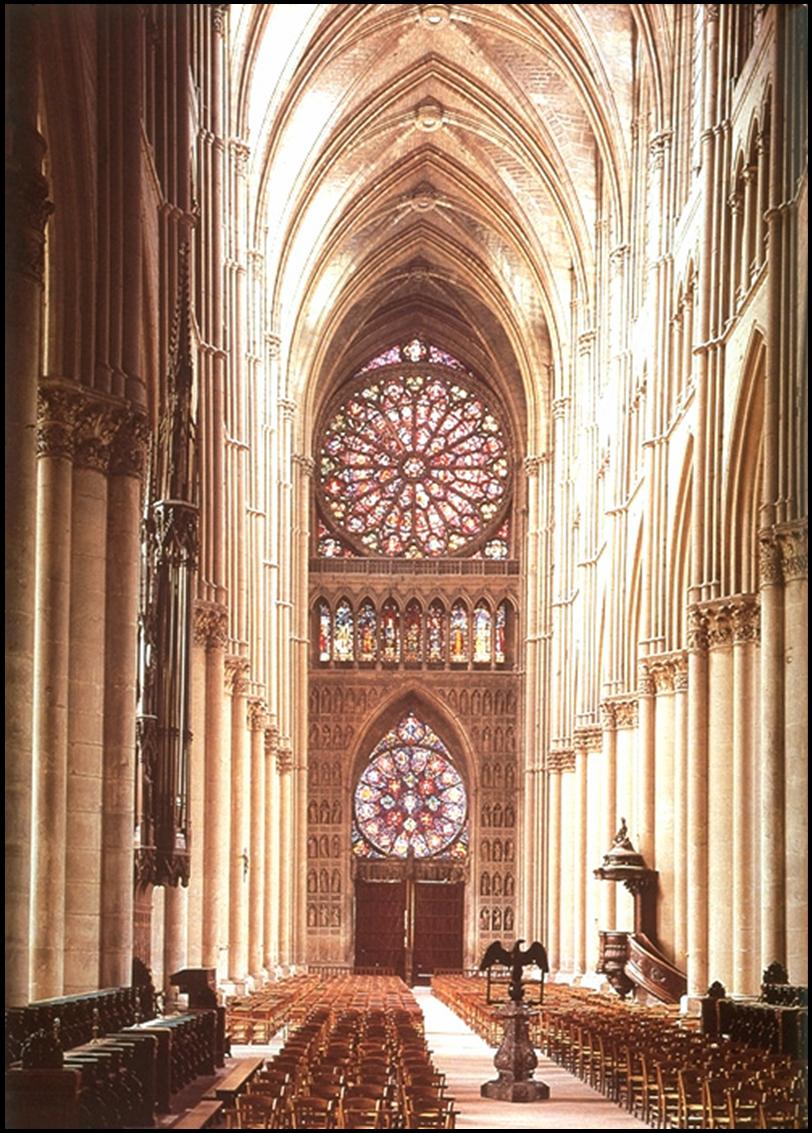 El arte gotico taringa for Arquitectura interior