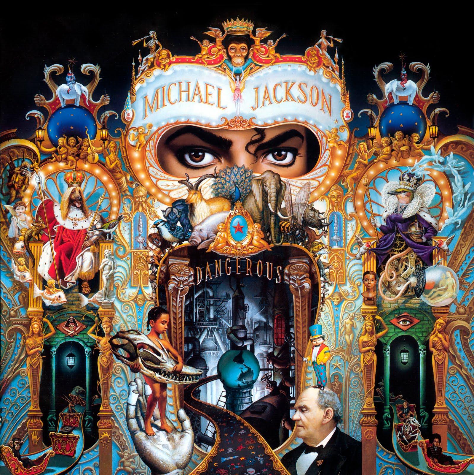 michael jackson album cover - photo #6