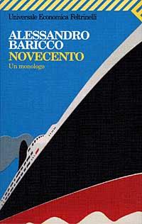 Novecento, Alessandro Baricco - 1994 Baricco+novecento