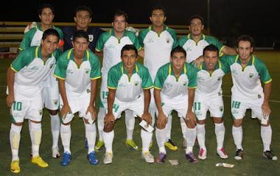 foto oficial equipo loros de futbol Universidad de Colima segunda división profesional