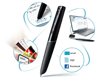 pluma moderna pulse livescribe 2 4 8 gb