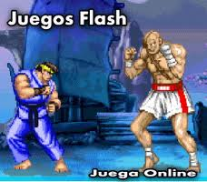 juego de street fighter flash online