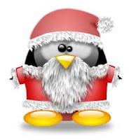 feliz navidad linux