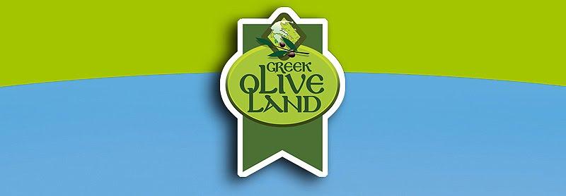 GREEK OLIVE LAND
