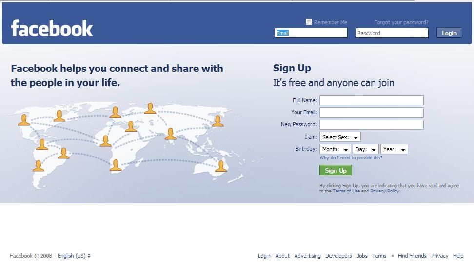 It Guidelines How To Create A Facebook Account