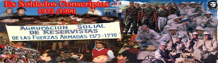 EX-SOLDADOS DEL PASADO