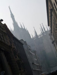 Views of Milan