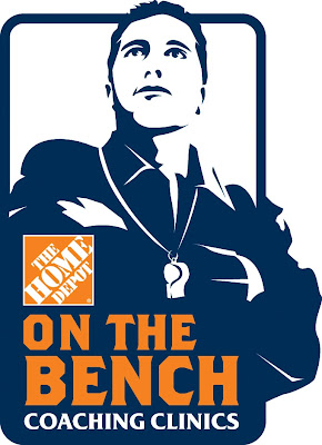Home Depot On the Bench logo