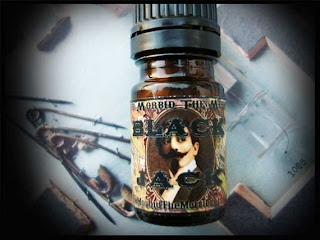 Black Jack Leather Perfume Oil