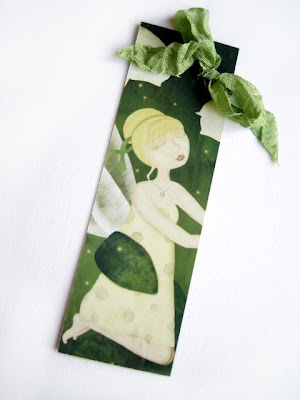 Tinkerbell bookmark