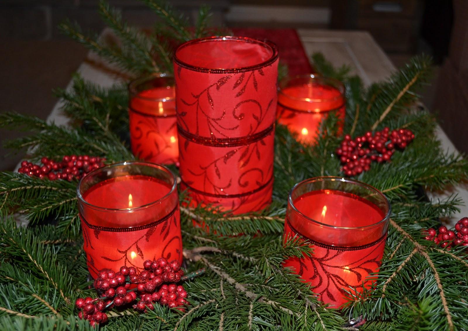Advent Wreath Decorations Thrifty Decorating Dollar Tree Advent Wreath