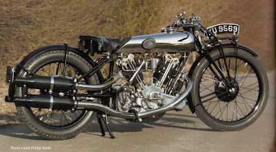 1924, Montgomery-Anzani 8/38hp V-Twin