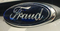 fraud badge