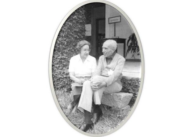 Saudosos  Nancy e Pedro Moncau ENS Brasil SP.
