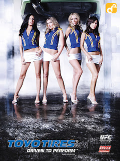 Toyo Tires® Unveils New Toyo Girl Posters