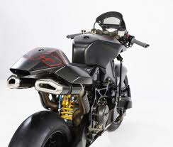 VYRUS 987 fast motorcycle