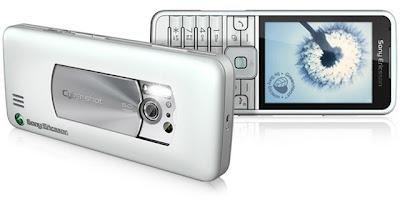 Sony Ericsson C901, Technolopedia, enjayneer