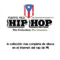 Colección de HipHop boricua