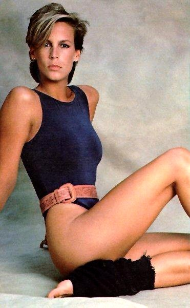 jamie lee curtis feet