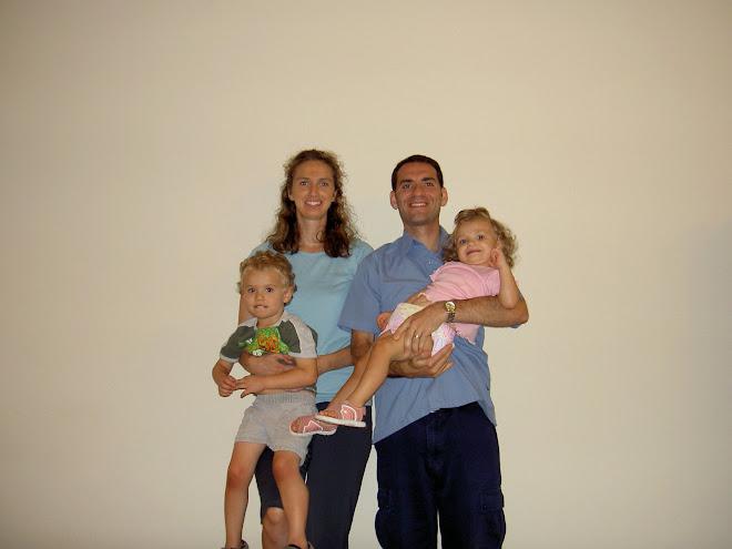 Evans Family Pic