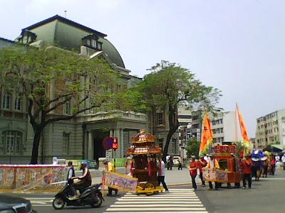 台南古蹟 台灣文學館