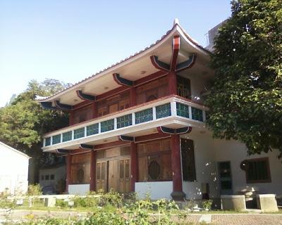 台南古蹟西華堂