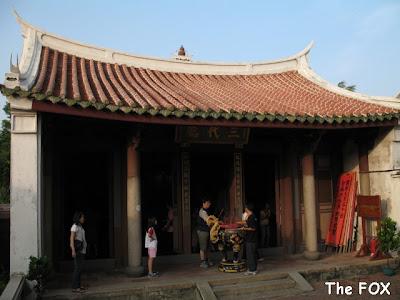 台南古蹟 祀典武廟