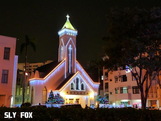 台南古蹟太平境教會