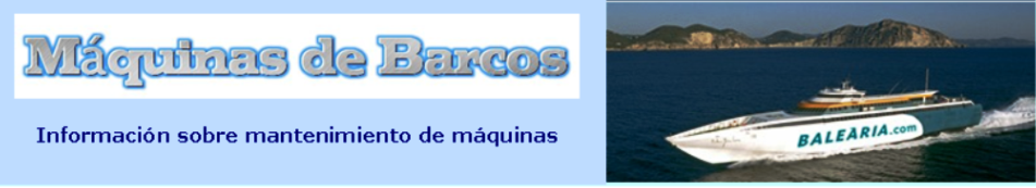 Mquinas de Barcos