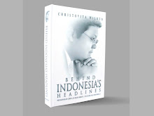 Behind Indonesia's Headlines, Book by Christovita Wiloto