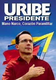 Lea el informe PDF: Alvaro Uribe Velez el hombre de los paramilitares
