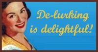 De-Lurking