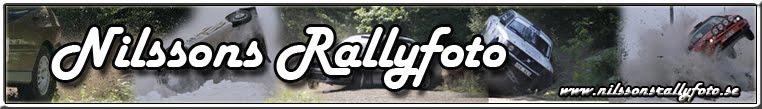 Nilssons Rallyfoto