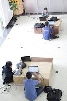 Hotspot Balam Pemikat Pustaka Wilayah Riau
