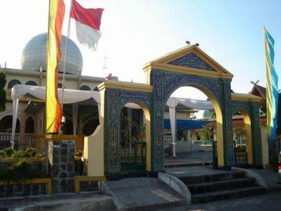 Musnahnya+Masjid+Raya+Pekanbaru