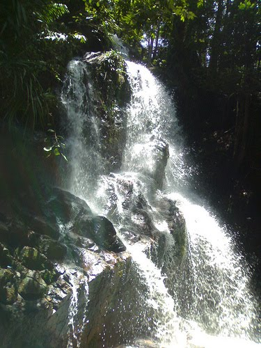 Air Terjun Guruh Gemurai, Wisata Alam Kuansing