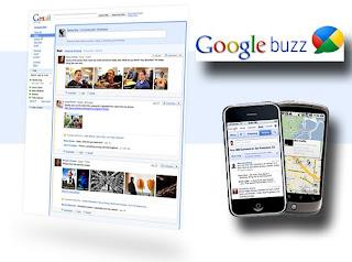 Google Buzz Berbenah Untuk Bersaing