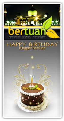 Award Milad Bertuah, Blogger Pekanbaru
