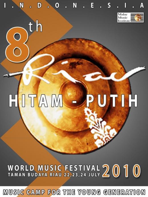 International World Music Festival 2010, Riau Hitam-Putih