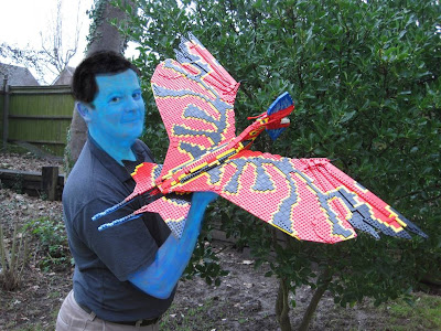Lego Toruk Film Avatar For Fans